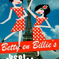 Betty & Billie: I Love Paris